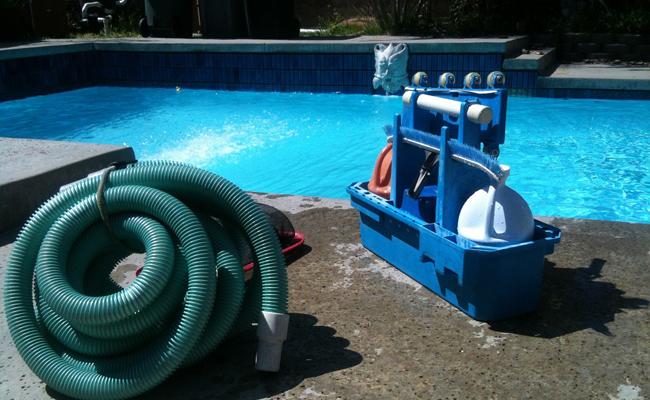 utiliser du chlore dans une piscine