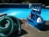 Principe de base du traitement au chlore d'une piscine