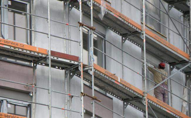 Ravalement de façade, comment ça se passe ?