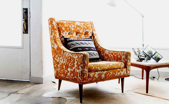 5 conseils pour retapisser un vieux fauteuil